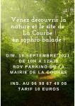 Découvrir le site de La Courbe en Sophro-Balade