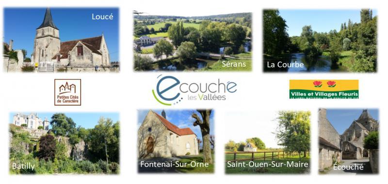 Bienvenue sur le site d'Écouché-les-Vallées