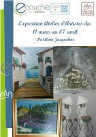 Exposition - Atelier d\'Artistes