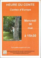 Heure du Conte - Contes d\'Europe