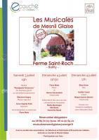 Les Musicales de Mesnil-Glaise