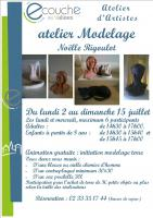Atelier Modelage - Atelier d\'Artites
