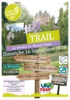 Trail du Rocher de Mesnil-Glaise