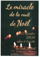 Le miracle de la nuit de Noël