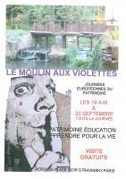 Le Moulin aux Violettes