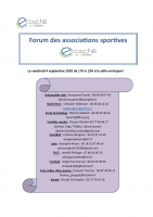 Forum des Associations Sportives
