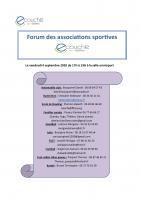 Forum des Associations Sportives