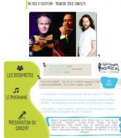 Concert - Septembre Musical de l\'Orne