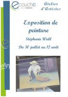 Exposition de Peinure - Atelier d\'Artistes