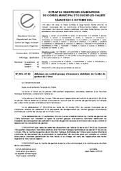 Télécharger le document 2016-07-02 - Adhésion au contrat groupe d'assurance statutaire du Centre de gestion de l'Orne