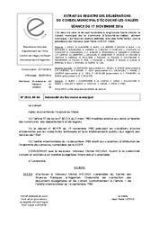 Télécharger le document 2016-08-06 - Indemnité du Receveur municipal
