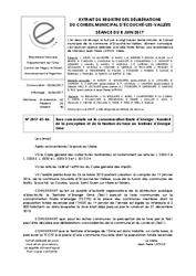 Télécharger le document Taxe communale sur la consommation finale d'énergie