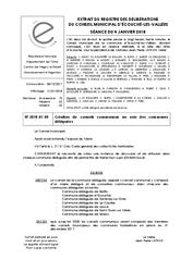 Télécharger le document Création de conseils communaux au sein des communes déléguées