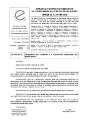 Télécharger le document Désignation des candidats à la commission communale des impôts directs