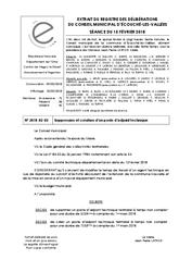 Télécharger le document 2018-02-15 Suppression et création d'un poste d'adjoint technique