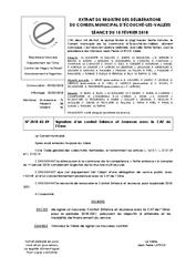 Télécharger le document 2018-02-15 Signature d'un contrat Enfance et Jeunesse avec la CAF de l'Orne