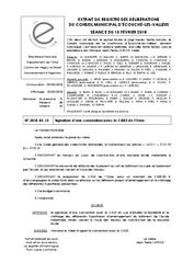 Télécharger le document 2018-02-15 Signature d'une convention avec le CAUE de l'Orne