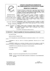 Télécharger le document 2018-03-15 Projet d'acquisition de l'ancienne gendarmerie d'Écouché