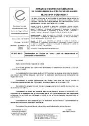 Télécharger le document Restauration de l'église de Loucé