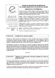 Télécharger le document Procès-Verbal CM du 13 Octobre 2016