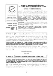 Télécharger le document Procès-Verbal CM du 22 Décembre 2016