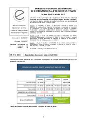 Télécharger le document Procès-Verbal CM du 10 Avril 2017