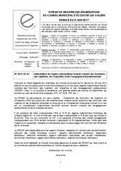 Télécharger le document Procès-Verbal CM du 8 Juin 2017