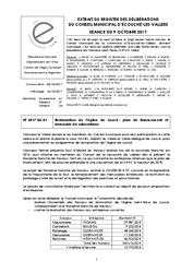 Télécharger le document Procès-Verbal CM du 09 Octobre 2017