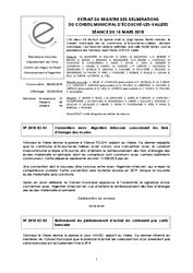 Télécharger le document Procès-Verbal CM du 15 Mars 2018