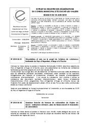 Télécharger le document Procès-Verbal CM du 6 Juin 2018