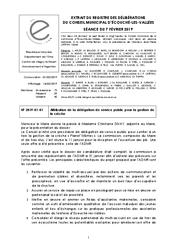 Télécharger le document Procès-Verbal CM du 7 février 2019