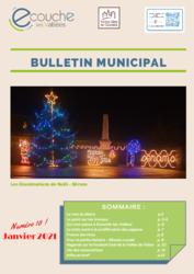 Télécharger le document Bulletin Municipal d'Écouché-les-Vallées - Numéro 10 - Janvier 2021
