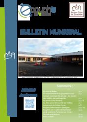 Télécharger le document Bulletin Municipal d'Écouché-les-Vallées - Numéro 8 - Janvier 2020