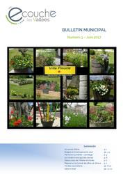 Télécharger le document Bulletin Municipal d'Écouché-les-Vallées - numéro 3 - Juin 2017