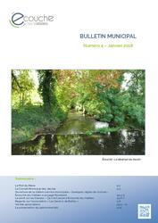 Télécharger le document Bulletin Municipal d'Écouché-les-Vallées - numéro 4 - Janvier 2018