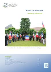 Télécharger le document Bulletin Municipal d'Écouché-les-Vallées - numéro 5 - Juillet 2018