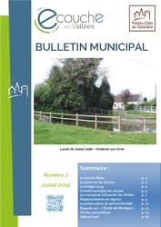 Télécharger le document Bulletin Municipal d'Écouché-les-Vallées - Numéro 7 - Juillet 2019