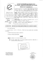 Télécharger le document Election d'un premier adjoint de la commune nouvelle