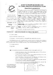 Télécharger le document Indemnités de fonction des maires et des adjoints