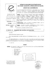 Télécharger le document Désignation des conseillers communautaires