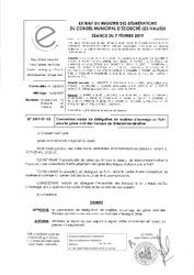 Télécharger le document 2019-01-03 Convention cadre de délégation de maîtrise d'ouvrage au Te61 pour le génie civil des travaux de télécommunication