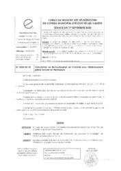 Télécharger le document 2020-05-13 Convention de restructuration de l'Habitat avec l'Etablissement public foncier de Normandie