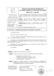 Télécharger le document 2021-03-02 Règlement et tarification des cimetières communaux